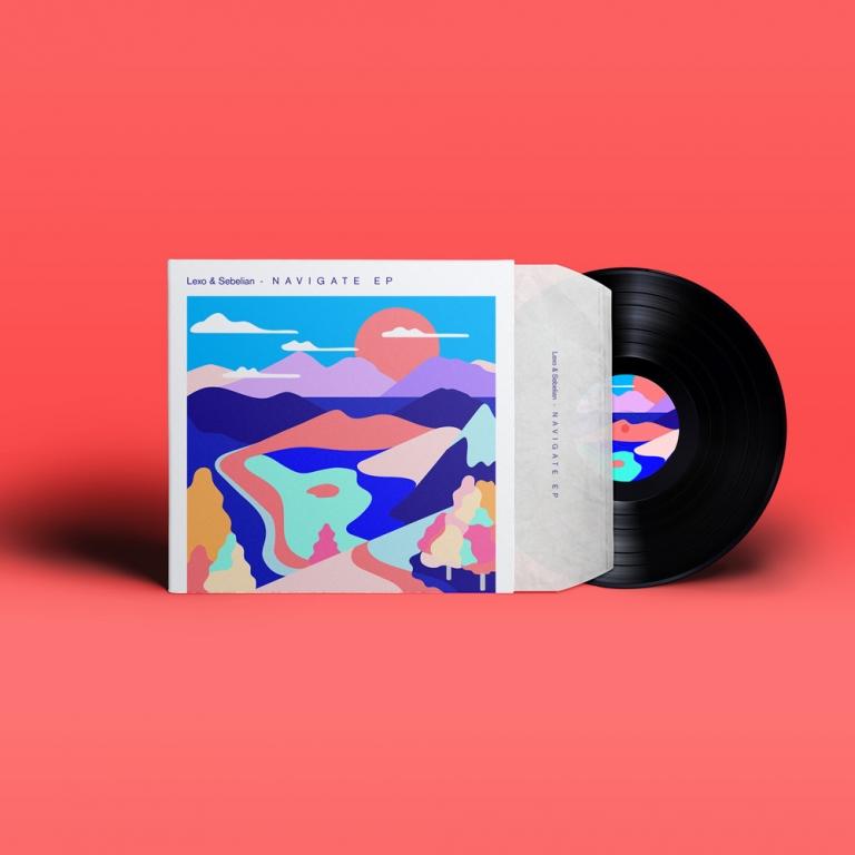Joseph & Sebastian NAVIGATE EP