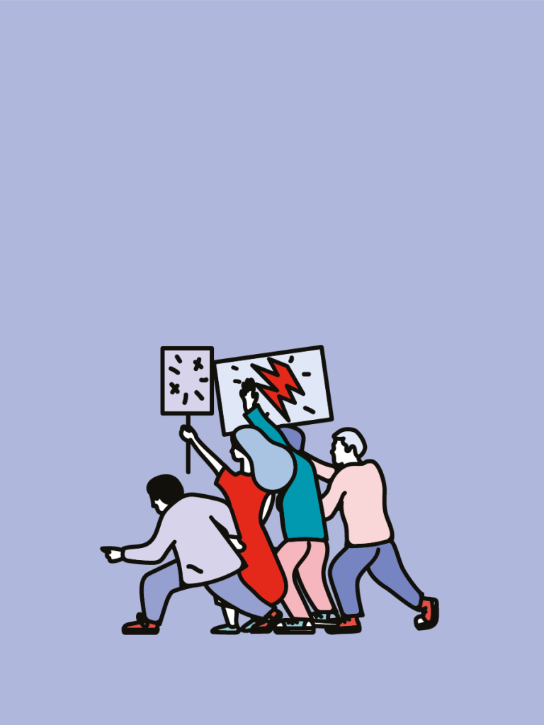 Joseph & Sebastian Political Illustrations